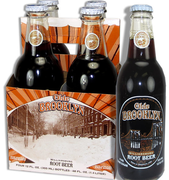 Olde Brooklyn Williamsburg Root Beer