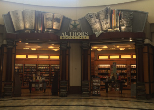 Authors Bookstore at MSP
