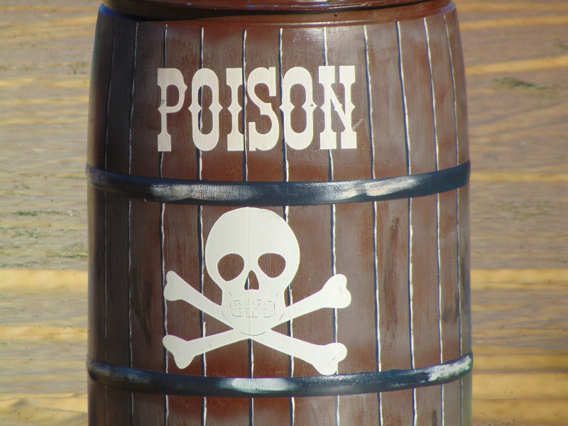 pirate poison